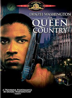 For Queen And Country DVD, 2004