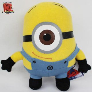 Despicable Me Minion Movie Stewart Figure Plush Toy Stuffed Animal