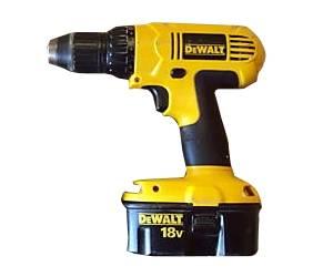 DeWalt DW959T 18V 1 2 Cordless Drill Driver