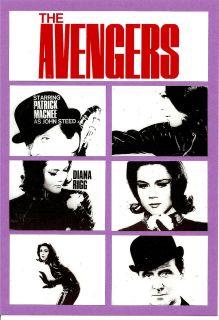 AVENGERS T SHIRT. Emma Peel, Diana Rigg.