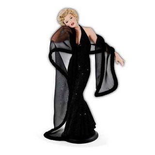 FRANKLIN MINT Marilyn Monroe Porcelain Portrait Doll Eternally