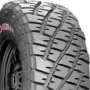 NEW 33/12.50 17 GENERAL GRABBER RED LETTER 1250R R17 TIRE