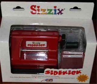 sizzix sidekick die cutting machine
