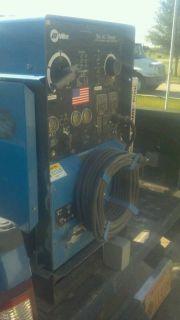 Miller Big 40 Diesel Welder Generator