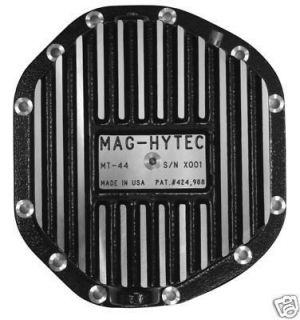 Mag Hytec Rear Differential Cover 04 12 Nissan Titan Pickup Truck MT
