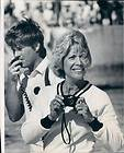 1978 Dinah Shore American singer actress TV personality with Camera