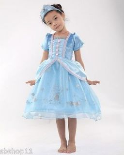 Disney Princess Cinderella Dress up in Clothing,