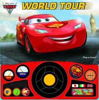 Disney Pixar Cars 2   World Tour 2011, Hardcover