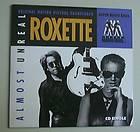 Roxette Almost Unreal DJ Promo CD Single w AC MIX Super Mario Bros