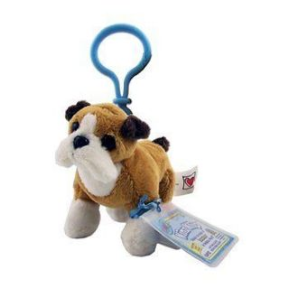Kinz Klip Bulldog Bull Dog Backpack Book Bag Clip w/Sealed Code