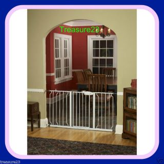 Regalo Extra Wide Widespan Gate Baby Pet