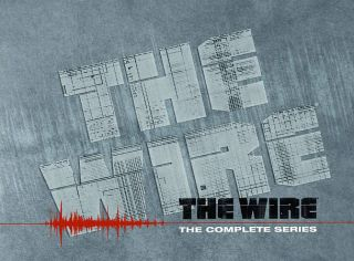 The Wire   The Complete Series DVD, 2011, 23 Disc Set