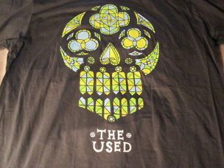 The Used (band,rock,tour,concert) (shirt,tee,hoodie,sweatshirt)