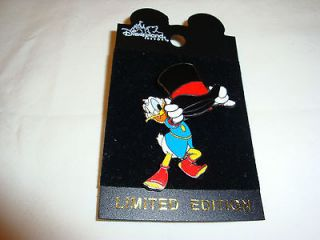 donald duck disney pins