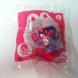 McDonalds Littlest Pet Shop #1 ZOE TRENT New In Package Happy Meal Toy