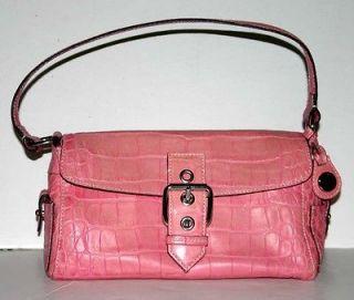 Dooney and Bourke Croco Handbag in Handbags & Purses