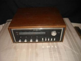 vintage TRANSISTORIZED   General Electric Stereo Receiver
