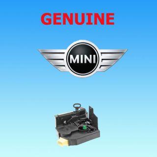 Mini Cooper R50 R52 R53 Front Door Lock Actuator Right