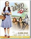 Wizard of OZ Dorothy w/ Toto Judy Garland Tin Metal Sig