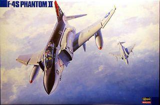 72 Hasegawa McDonnell Douglas F 4S Phantom II U.S. Navy, U.S.M.C