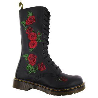 Dr.Martens Vonda Black Womens Boots