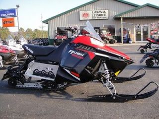 2011 Polaris 800 Rush   1326 miles   1 Year WARRANTY   $1 NO RESERVE