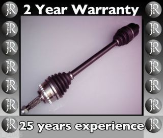 RENAULT KANGOO INC VAN DRIVESHAFT (OFF/SIDE BRAND NEW)