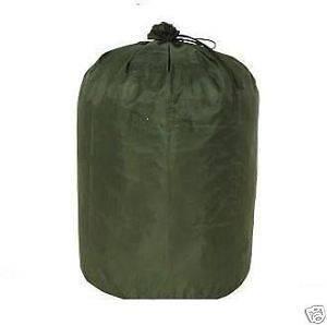 Field Pack Liner Waterproof Military Issue   Dry Duffel Bag Nice