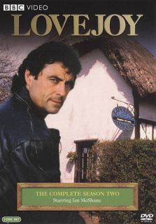 Lovejoy The Complete Season Two DVD, 2009, 3 Disc Set