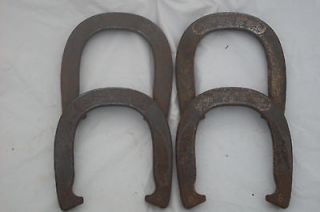 Diamond Double Ringer horseshoes Duluth MN dropped forge 2.5 lbs