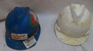 Safety Helmets Superlite Fibre Metal Hard Hat Miners V Gard c FREE