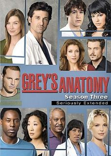 The Complete Third Season (DVD, Seriously Extended; 7 Disc