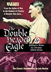 The Double Headed Eagle: Hitlers Rise to Power 1918 1933 (DVD, 2006)
