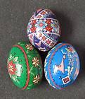 Pysanka Wooden Easter Eggs Ukrainian Pysanky 10
