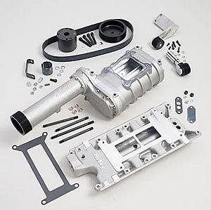 Weiand 77 174FSB 1 174 Series Pro Street Supercharger Kit