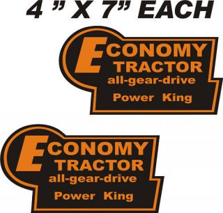Economy Tractors in Business & Industrial
