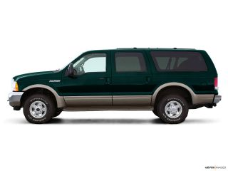 Ford Excursion 2003 Eddie Bauer