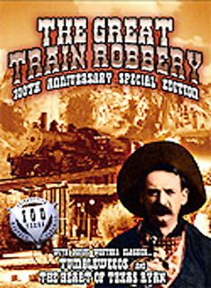 The Great Train Robbery DVD 2003 100th Anniversary Special Edition