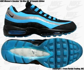 NIKE Womens Sneaker/Running Shoes Air Max 95 iD Sample(12/29cm)CAR