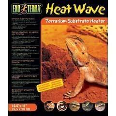 Exo Terra Reptile Heat Wave Heater Desert PT2035   Med