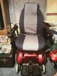 jet 3 electric / power handicap chair
