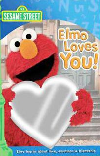 Sesame Street   Elmo Loves You DVD, 2009