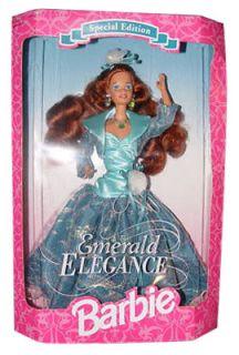 Miss Emerald 2007 Barbie Doll