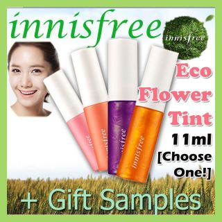 GENTER] innisfree Eco Flower Tint (Choose One), Korean Cosmetics