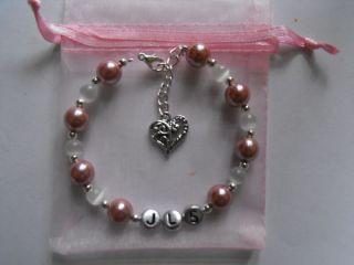 personalized charm bracelets in Fashion Jewelry