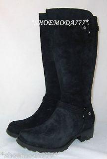 UGG Jillian Tall Riding Equestrian Boots Sheepskin Suede New 7 7.5 8 8