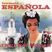 Fantasia Espanola de Agustin Lara by Javier Solis CD, Aug 1998, Sony