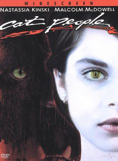 Cat People (DVD, 2002)Nistassia Kinski, Malcolm McDowell, FREE