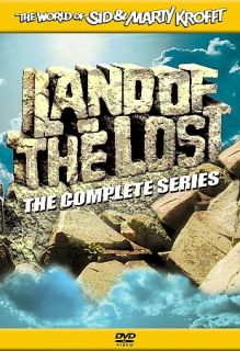 Land of the Lost   The Complete Series DVD, 2005, 8 Disc Set