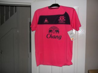 Everton (football,soccer) (shirt,jersey)
